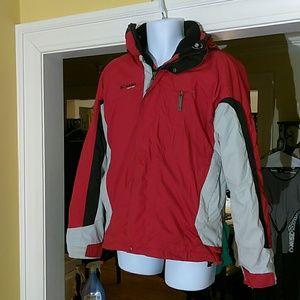 Columbia (vertex) ski jacket